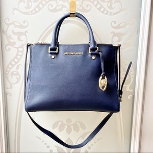 Like New MICHAEL Michael Kors Sutton Satchel